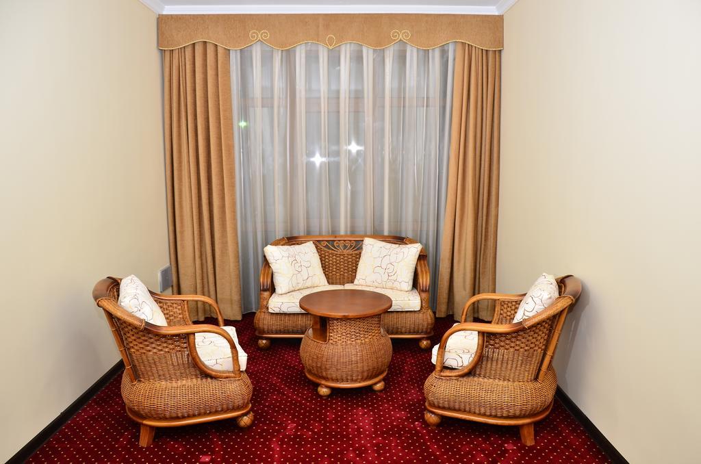 Hôtel Diyora Samarkand 9