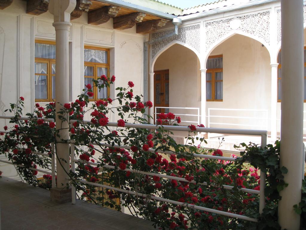 Hôtel Emir Boukhara 20