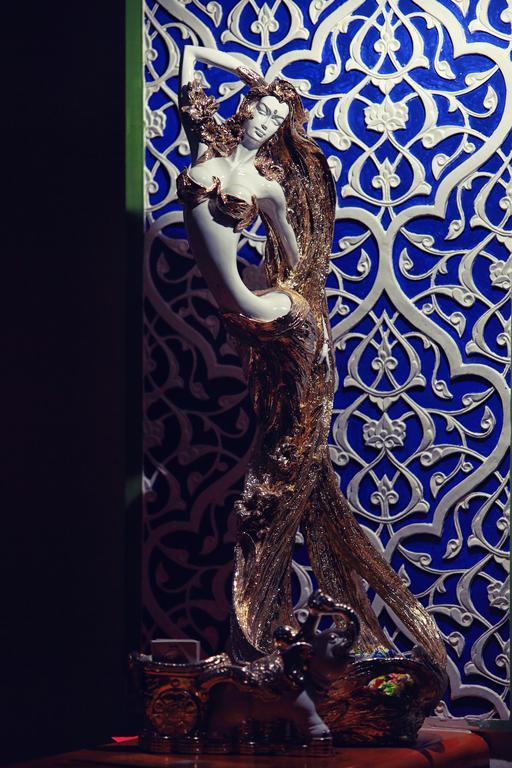 Hôtel Emirkhan Samarkand 11