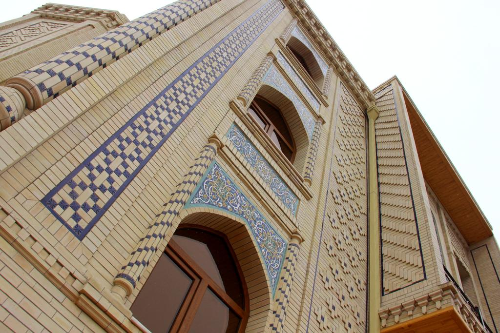 Hôtel Emirkhan Samarkand 21