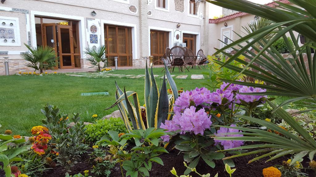 Hôtel Emirkhan Samarkand 24