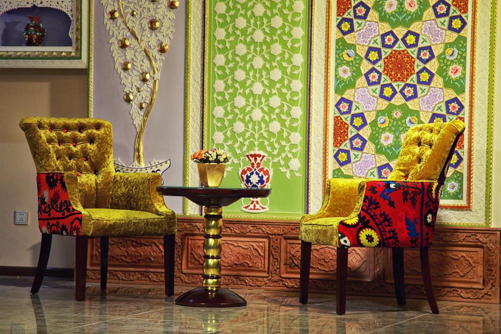 Hôtel Emirkhan Samarkand