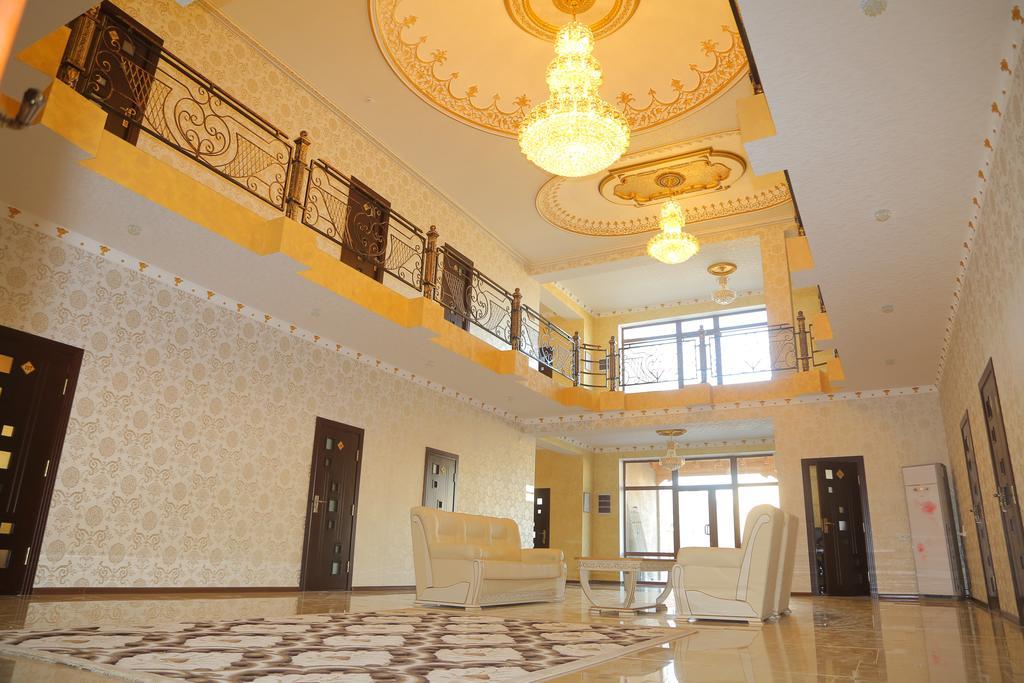 Hôtel Euroasia Khiva 7