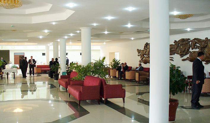 Hôtel Grand Boukhara 5