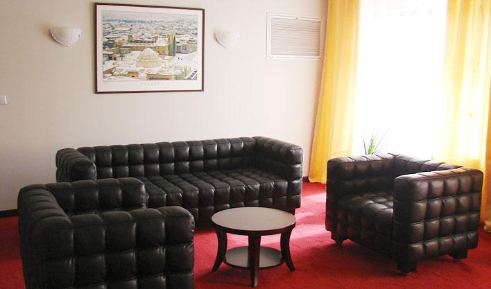 Hôtel Grand Boukhara 7