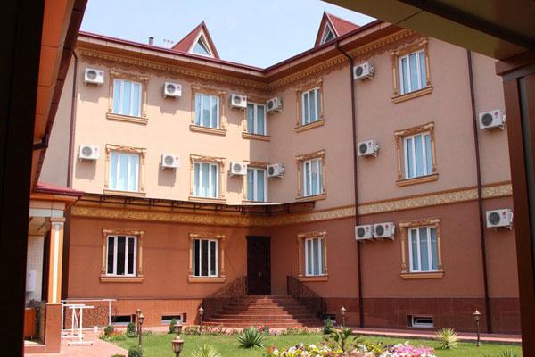 Hôtel Grand Nur Tachkent 1