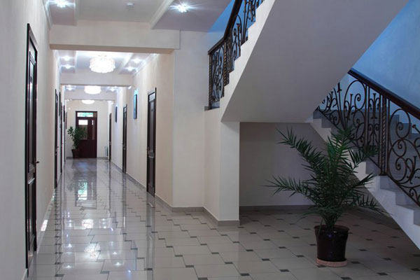 Hôtel Grand Nur Tachkent 4