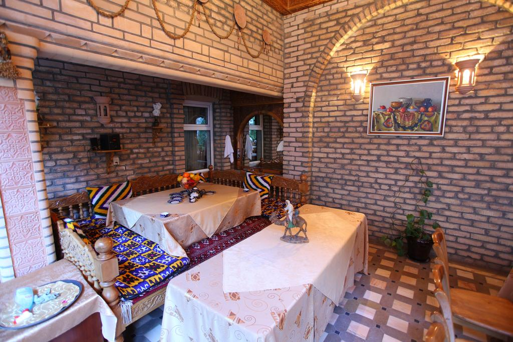 Hôtel Grand Samarkand 11