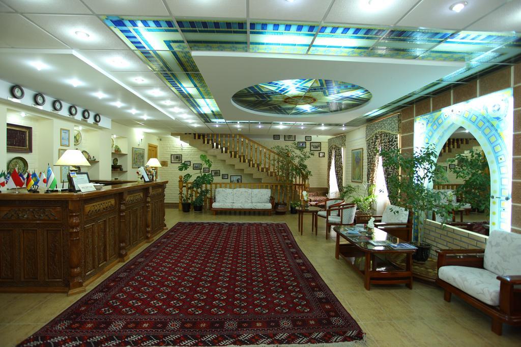 Hôtel Grand Samarkand 22