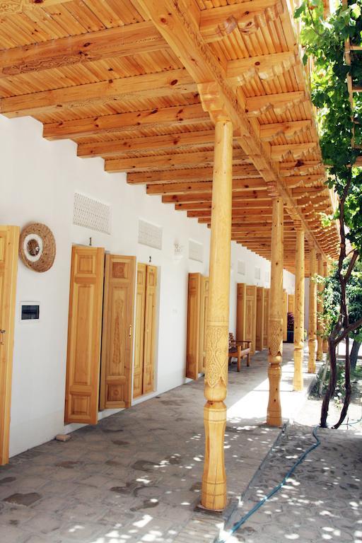 Hôtel Hovly Poyon Boukhara 13