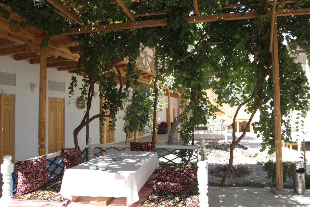 Hôtel Hovly Poyon Boukhara 14