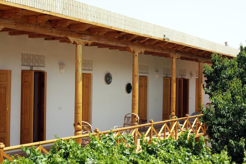 Hôtel Hovly Poyon Boukhara 6