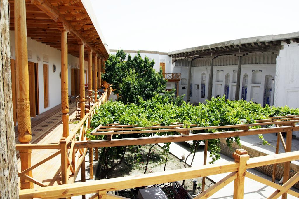 Hôtel Hovly Poyon Boukhara