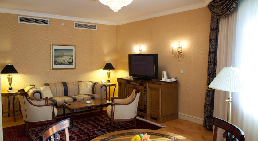 Hôtel International Tachkent 23