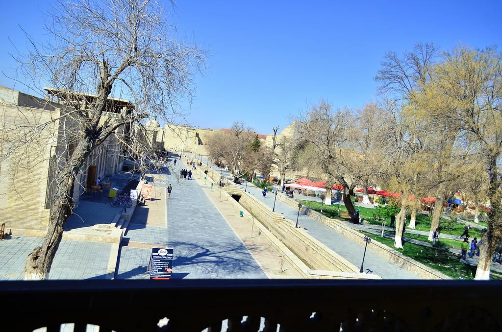 Hôtel Kabir Boukhara 10
