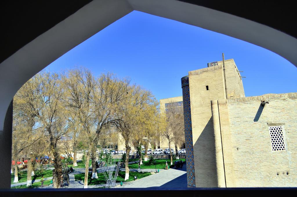 Hôtel Kabir Boukhara 13