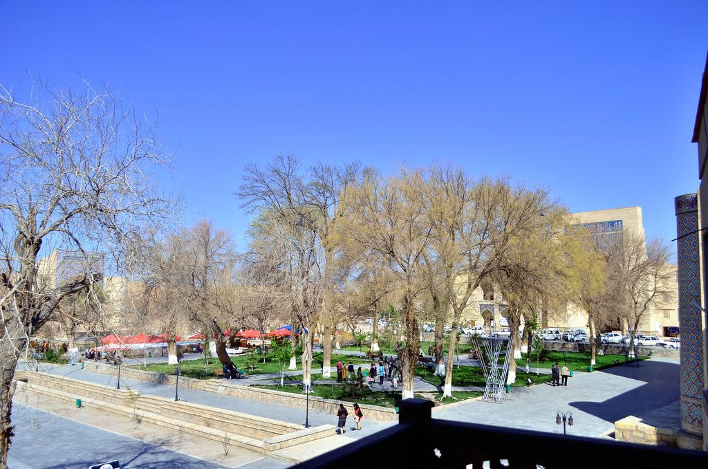 Hôtel Kabir Boukhara 4