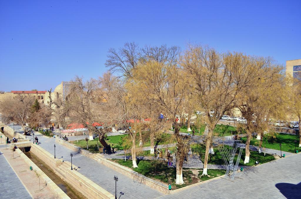 Hôtel Kabir Boukhara 7