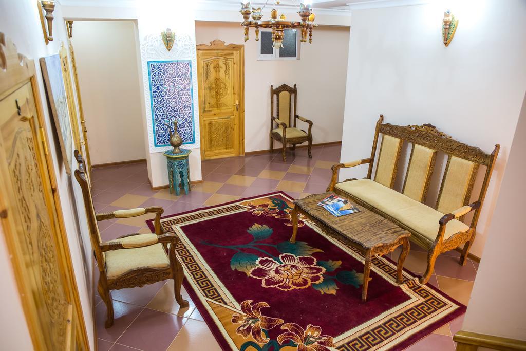 Hôtel Kala Khiva 21