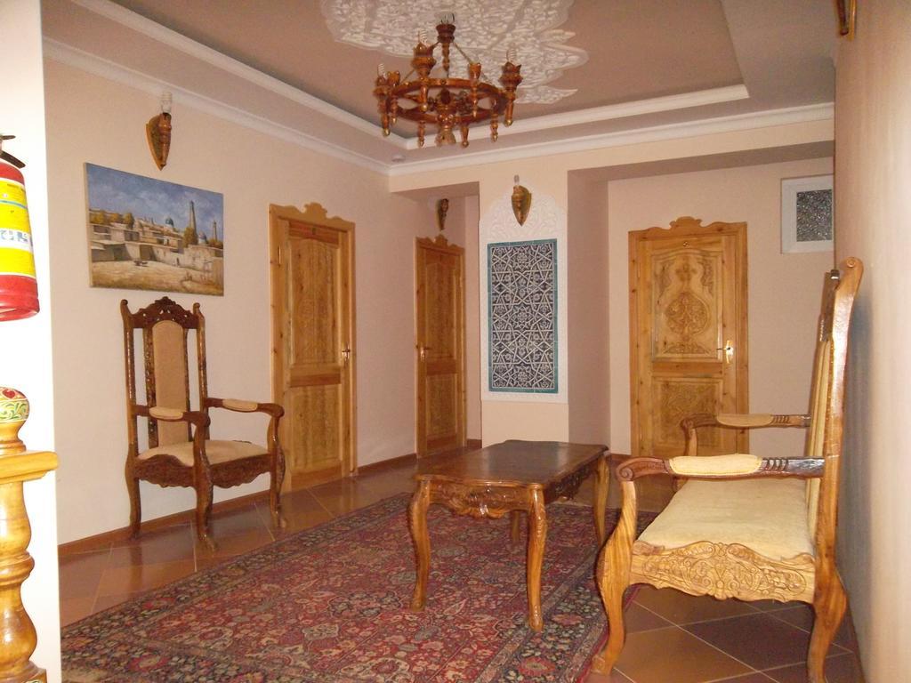 Hôtel Kala Khiva 4