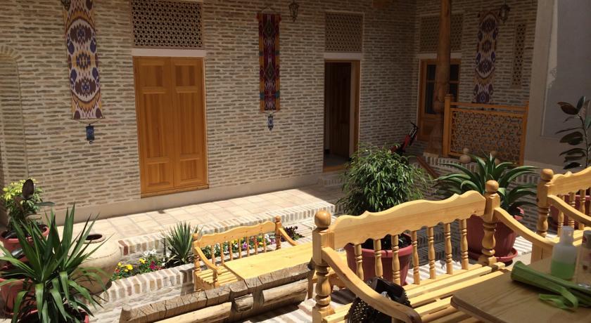 Hôtel Kavsar Boukhara 15