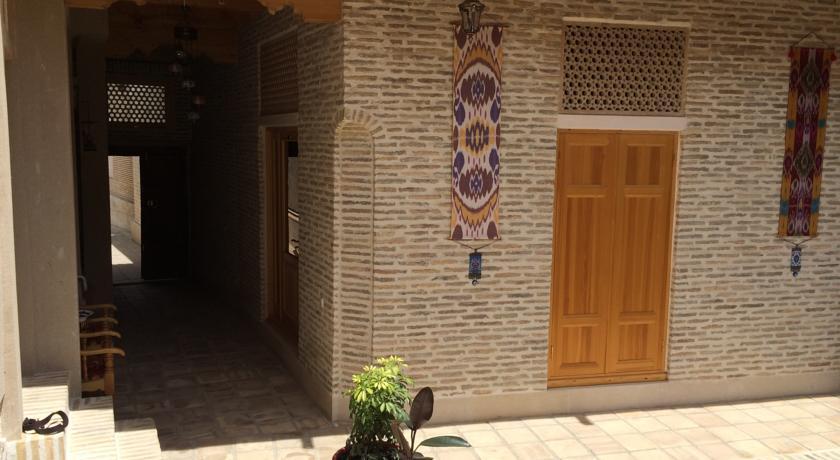 Hôtel Kavsar Boukhara 19
