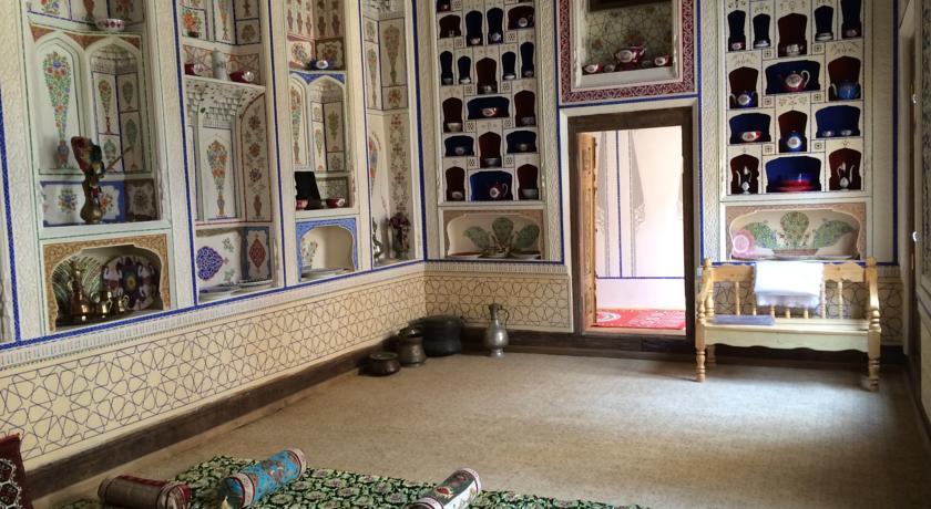 Hôtel Kavsar Boukhara 8