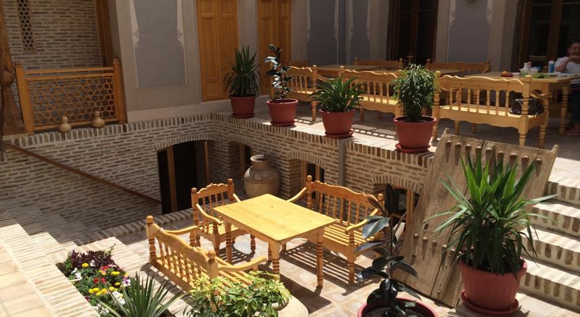 Hôtel Kavsar Boukhara