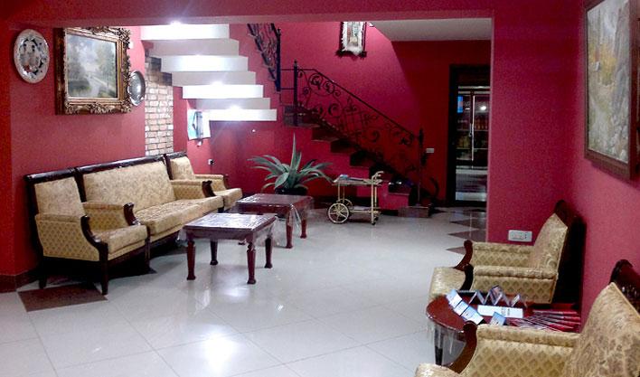 Hôtel Khan Kokand 1