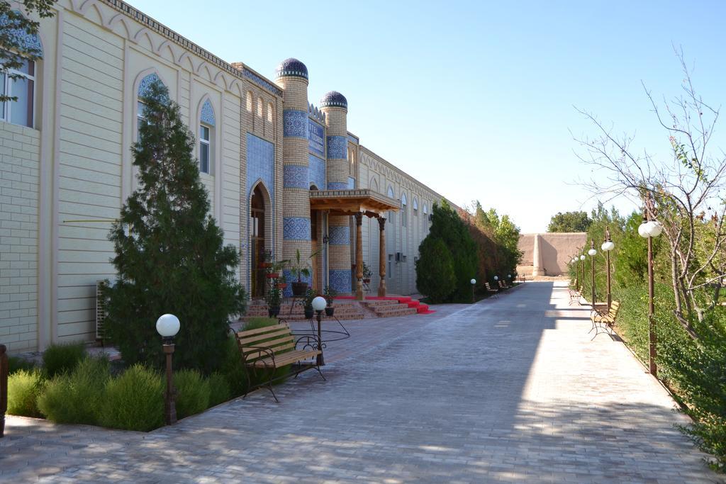 Hôtel Kibla Tozabog Khiva 13