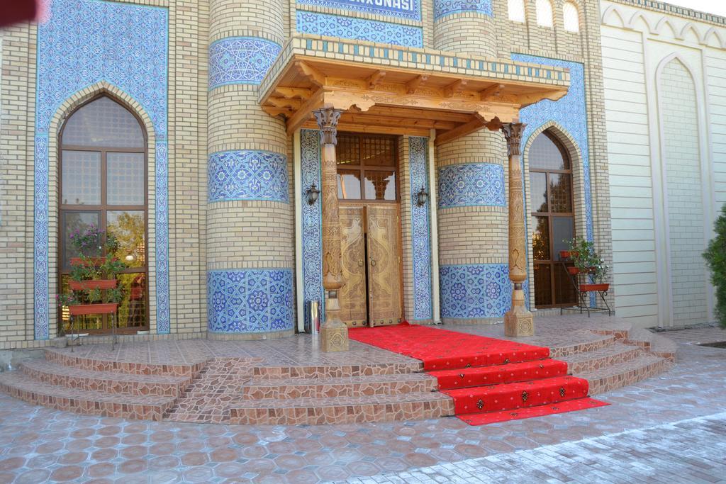 Hôtel Kibla Tozabog Khiva 14