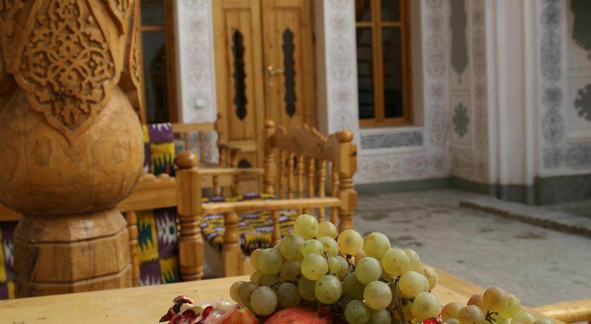 Hôtel Komil Boukhara 13