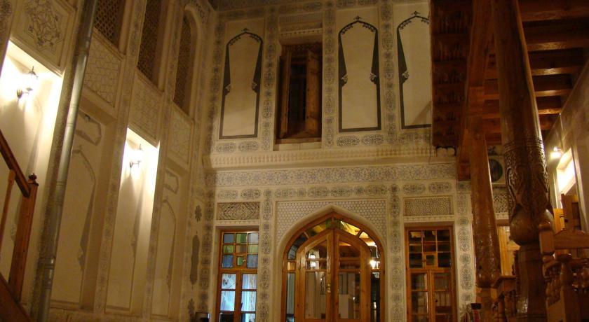 Hôtel Komil Boukhara 2
