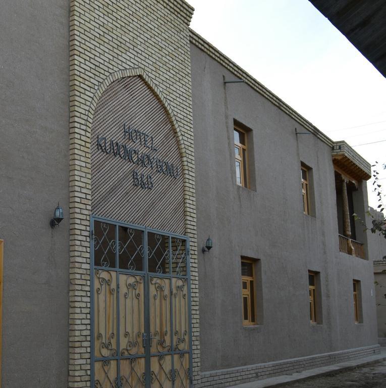 Hôtel Kuvontchoy Bonu Khiva 11