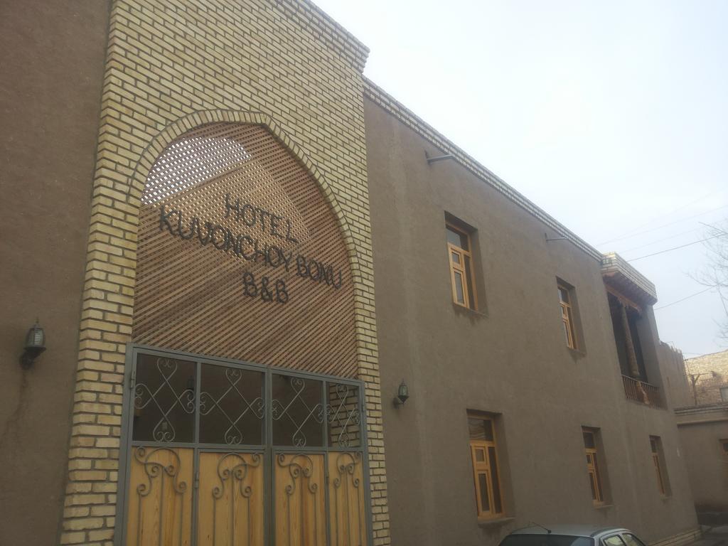 Hôtel Kuvontchoy Bonu Khiva
