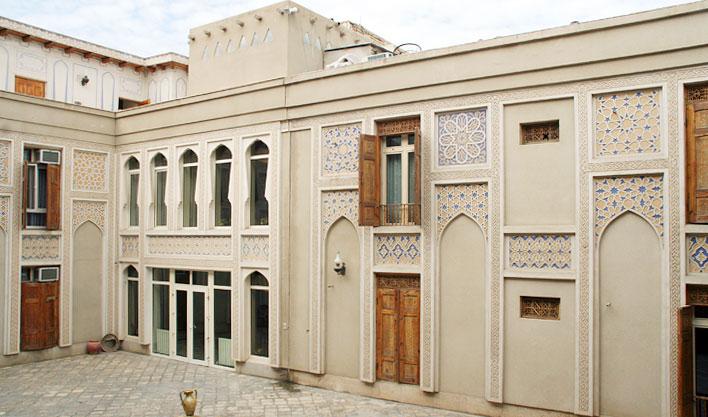 Hôtel Lyabi Hause Boukhara 4