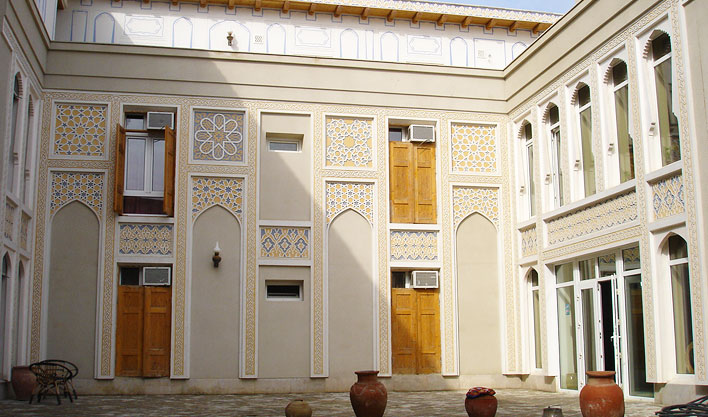 Hôtel Lyabi Hause Boukhara 9