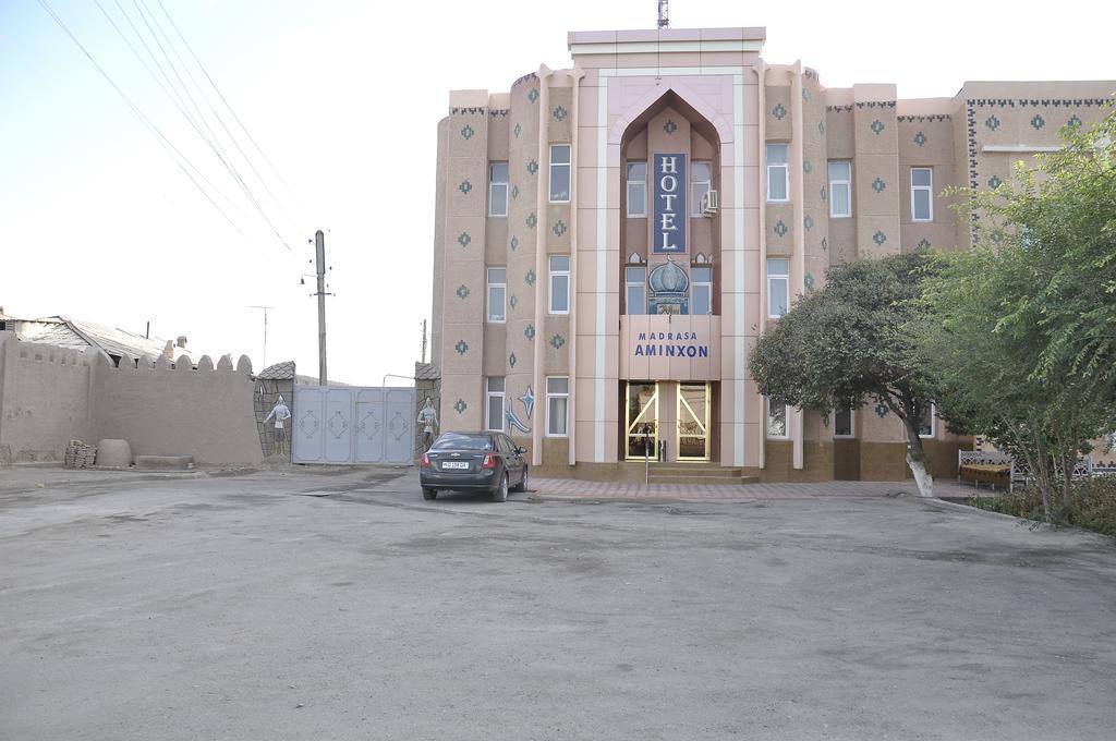 Hôtel Madrasa Aminkhan Khiva 2
