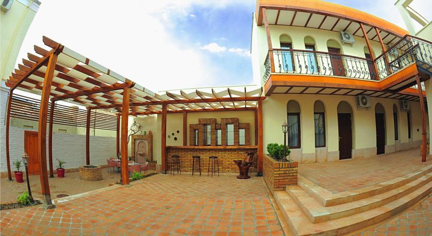 Hôtel Malika Boukhara 11