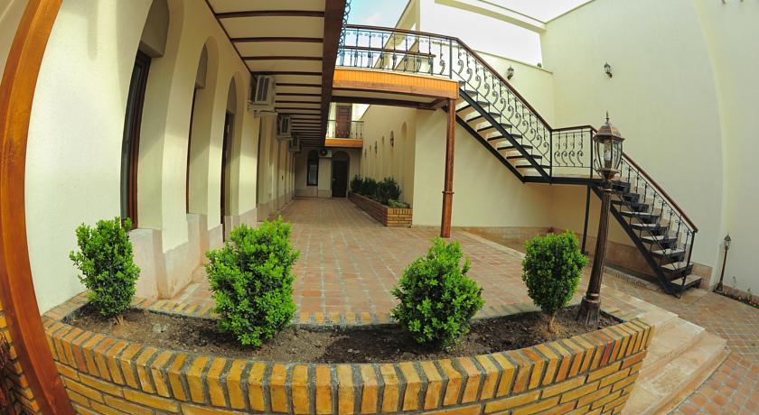 Hôtel Malika Boukhara 3