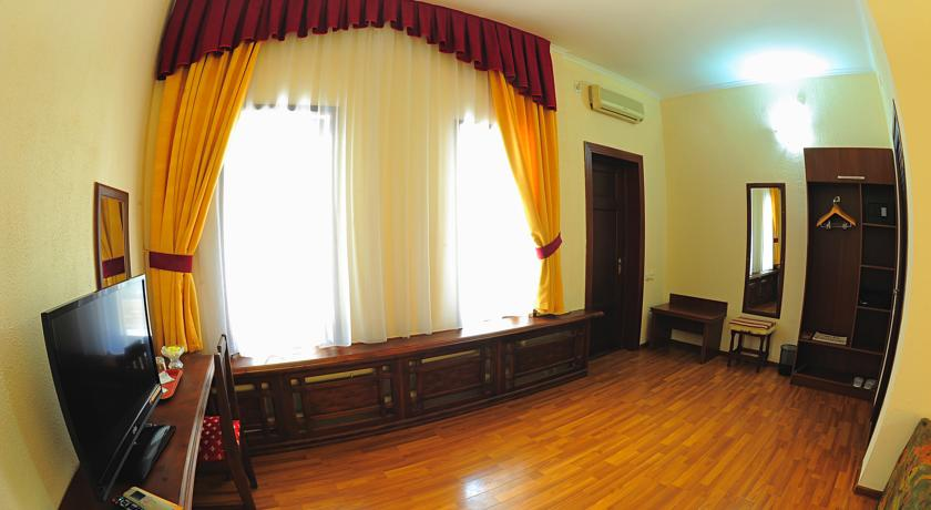 Hôtel Malika Boukhara 4