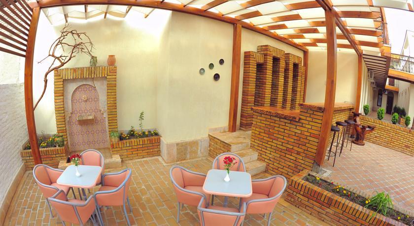 Hôtel Malika Boukhara 5