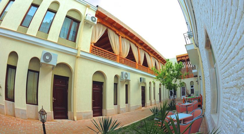 Hôtel Malika Boukhara 6