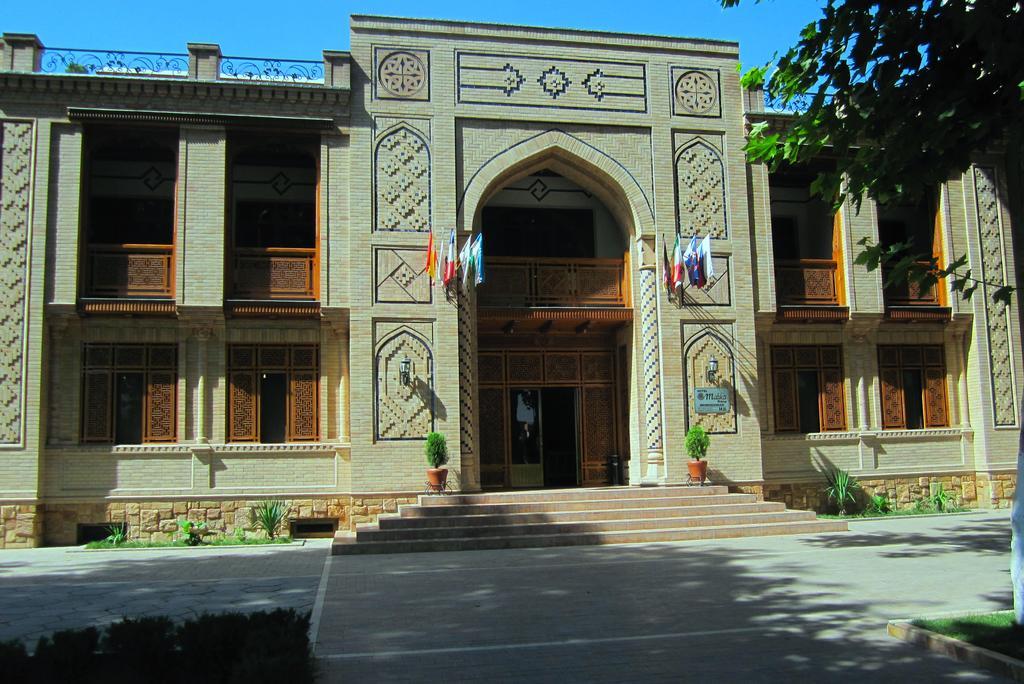 Hôtel Malika Prime Samarkand 12