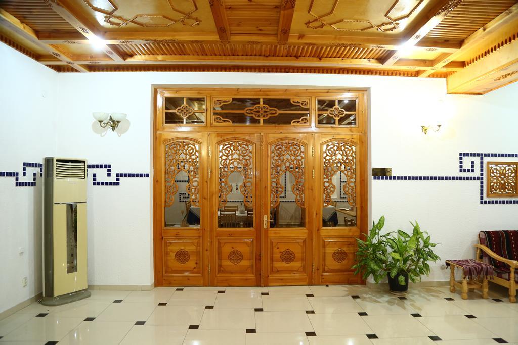 Hôtel Malika Prime Samarkand 7