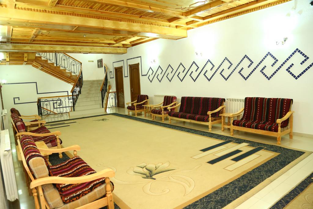 Hôtel Malika Prime Samarkand 8