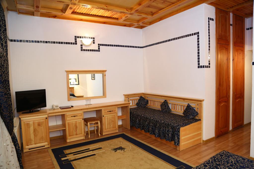 Hôtel Malika Prime Samarkand