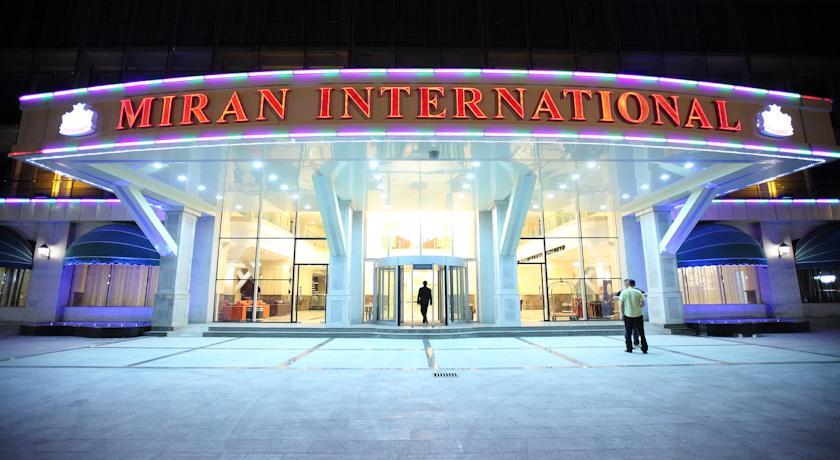 Hôtel Miran International Tachkent 3