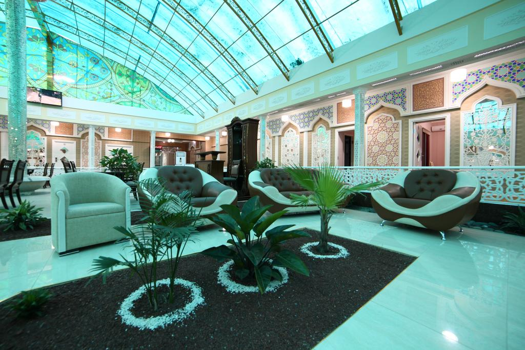 Hôtel Modarihon Boukhara 13