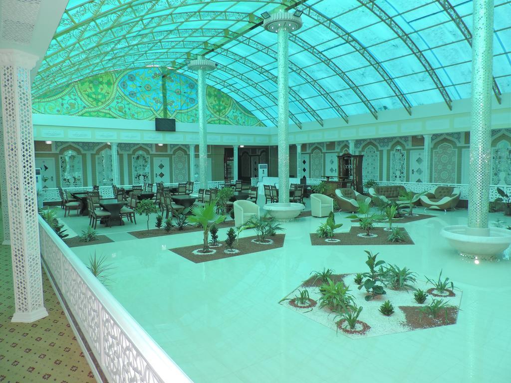 Hôtel Modarihon Boukhara 18